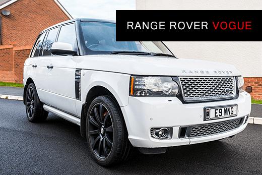Banner image of Range Rover Vouge