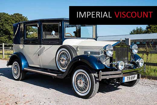 Banner Image Of Imperial Viscount Its Essential For Your Wedding Cars