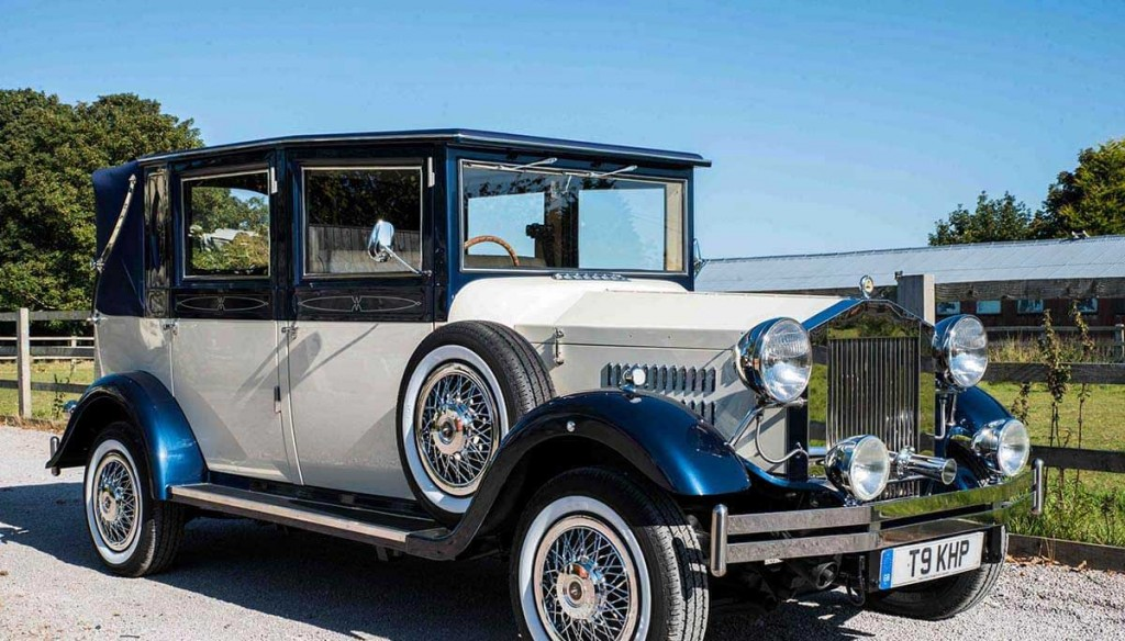 Imperial Viscount Wedding Car Hire Liverpool